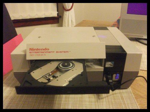 Console Nintendo Insolite
