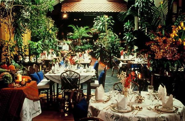 Restaurant Intime Paris