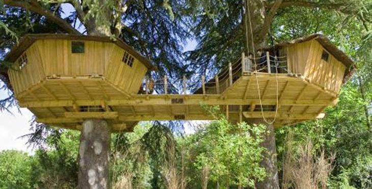 7 campings insolites en france. Black Bedroom Furniture Sets. Home Design Ideas
