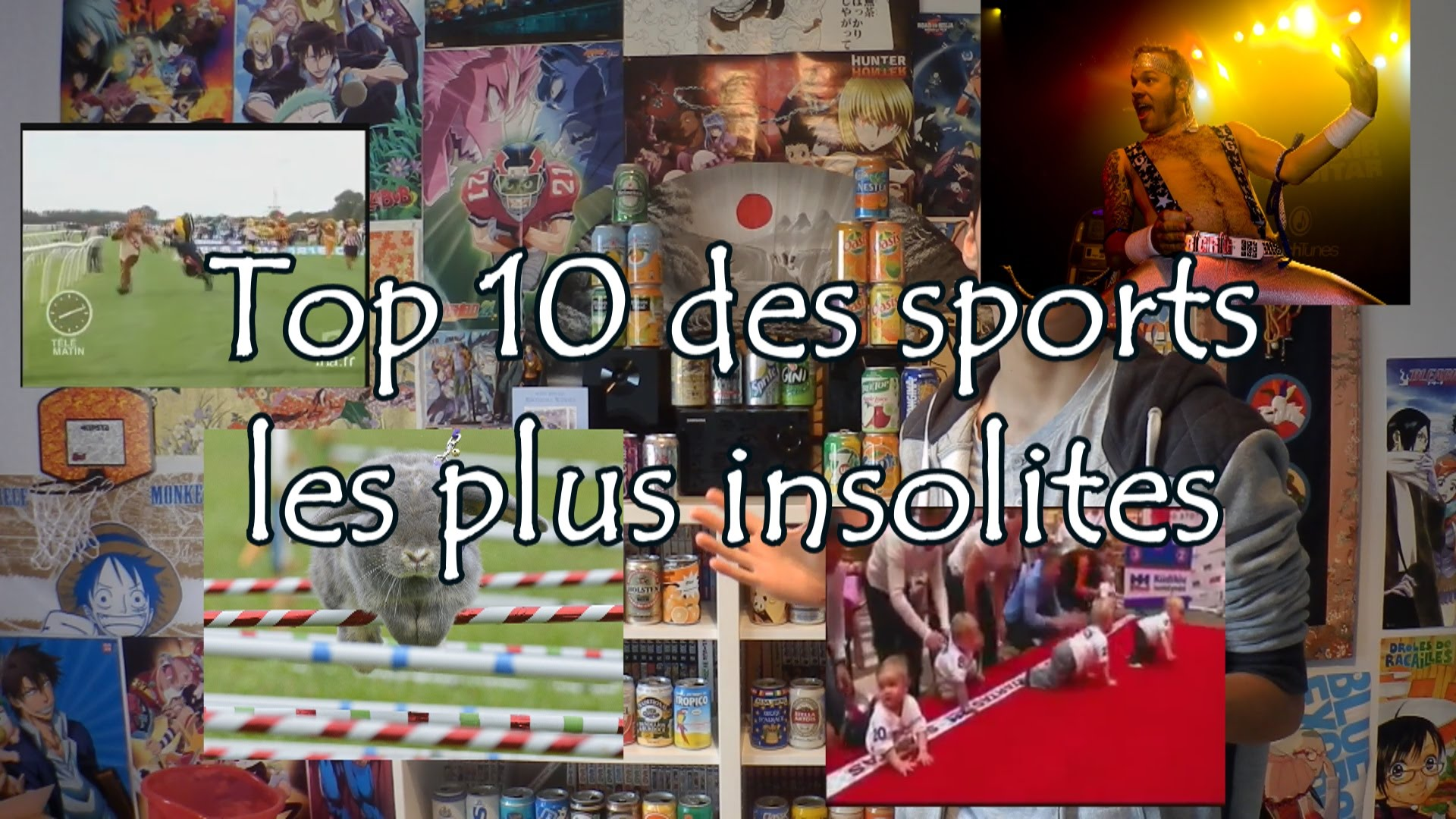 10 Sports Insolites