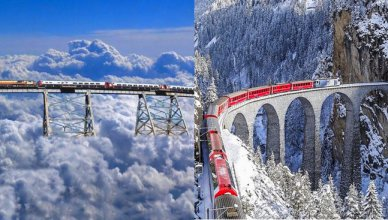 10 trains insolites
