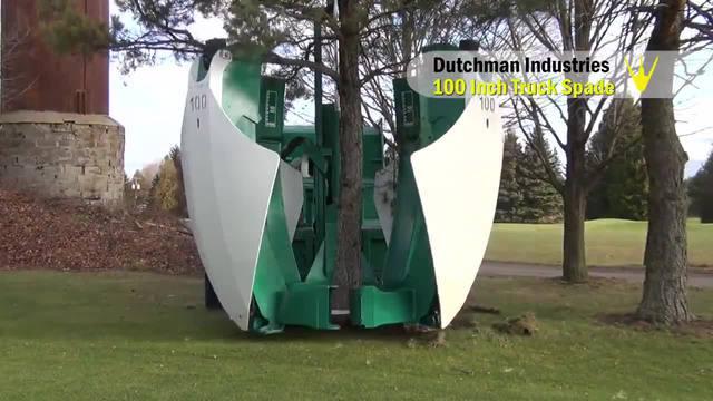 Revolution la machine qui d place les arbres au lieu de - Jeux de tronconneuse qui coupe les arbres ...