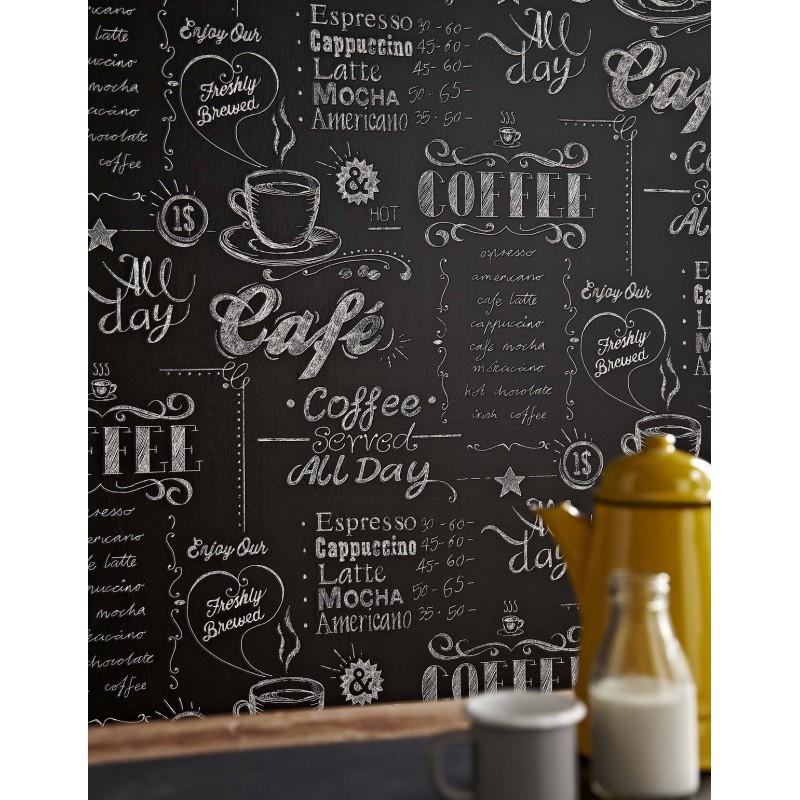 D coration 7 id es de papier peint insolites for Papier peint trompe l oeil cuisine