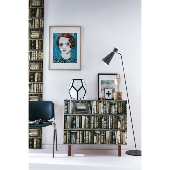 d coration 7 id es de papier peint insolites. Black Bedroom Furniture Sets. Home Design Ideas