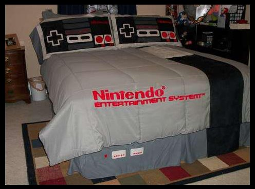 Couette Nintendo
