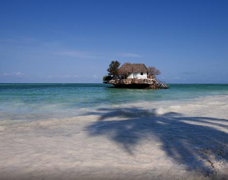 Zanzibar - The Rock