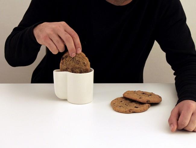 La tasse à cookies
