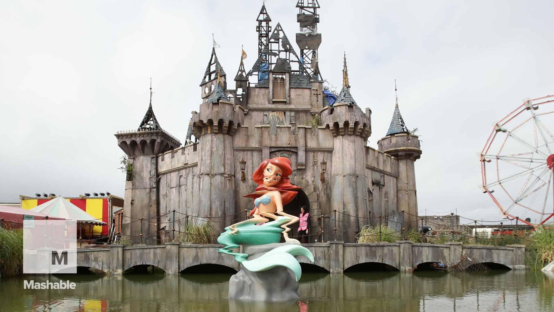 Dismaland: Le Parc d'attraction le plus glauque du monde !