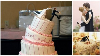 figurines mariage insolite