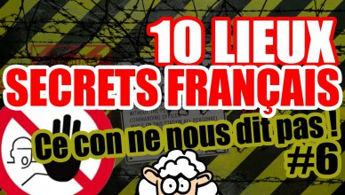 10 lieux secrets en France