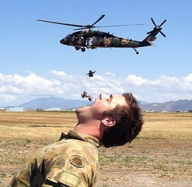 #8 Soldier eating soldiers