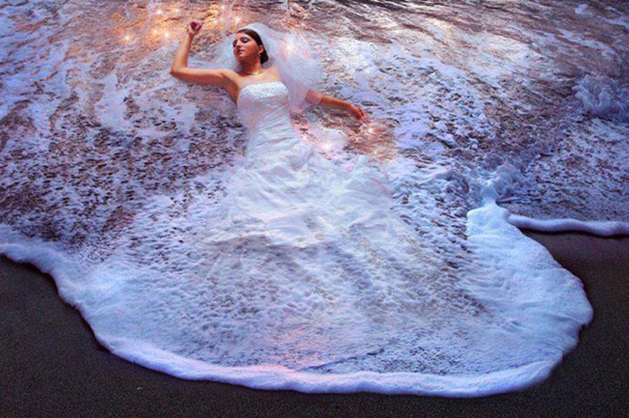 #14 Perfect wedding dress