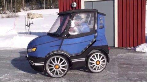 La proride une dr le de voiture - Image voiture drole ...