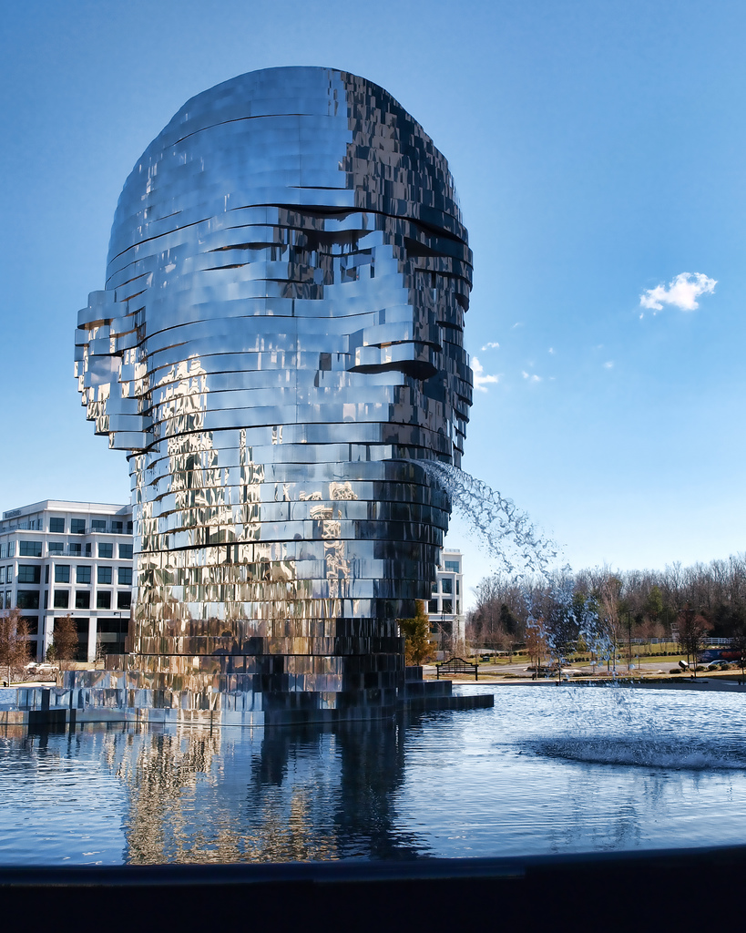 14. Metalmorphosis, Charlotte, North Carolina, USA.
