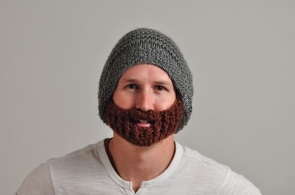 bonnet-barbe