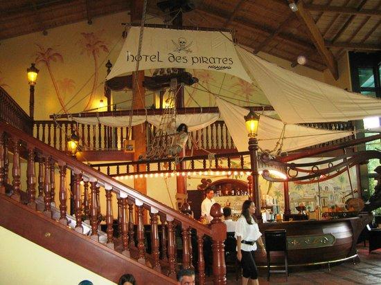 hotel des pirates