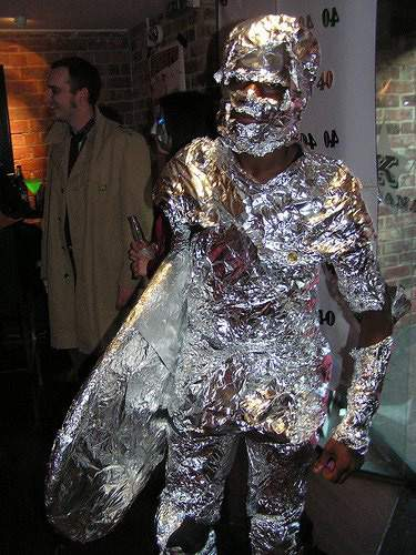 Worst Cosplay Silver Surfer