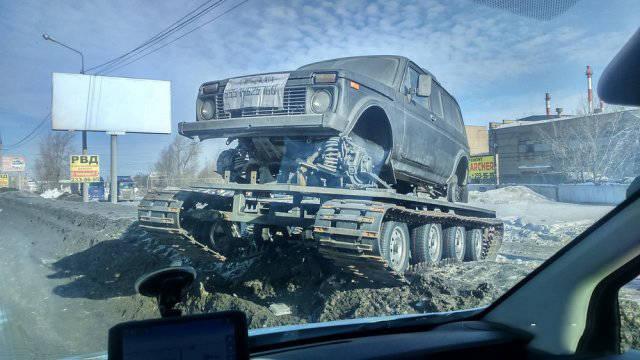 Ces choses là en Russie est simplement la normalité - #13