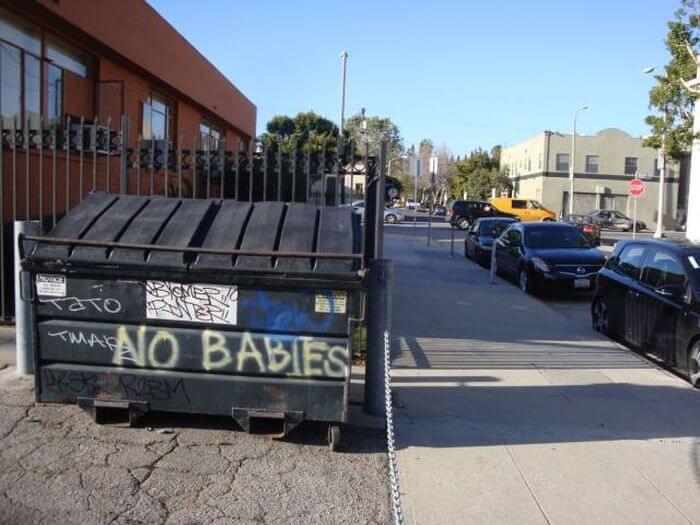 Pas de bébés