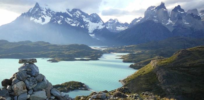 îles et les fjords de Patagonie