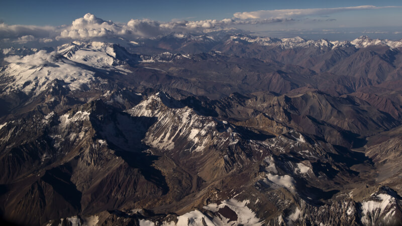 andes-chiliennes