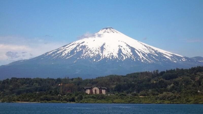 Ascension du volcan Villarrica