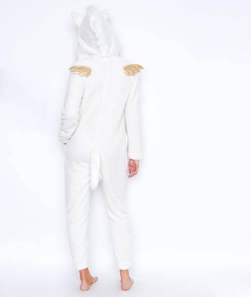 la tenue ultime pour skier le pyjama licorne. Black Bedroom Furniture Sets. Home Design Ideas