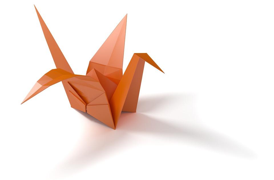 papier pour origami