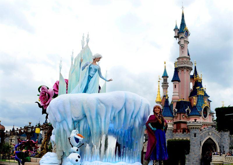 L'extension de Disneyland Paris avec La Reine des Neiges